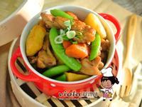 洋芋燒雞-不用一滴油的秒殺料理