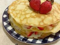 草苺千層蛋糕:無鮮奶油簡易版