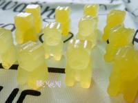兩種材料-小熊QQ軟糖