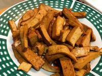 [5分鐘料理]家常紅燒豆干片