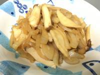 杏鮑菇Part2:醬燒洋蔥杏鮑菇
