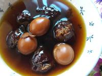黑糖紅棗鵪鶉蛋甜湯