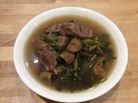「港式老火湯」西洋菜栗子豬骨湯