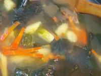 什錦海帶芽湯😘