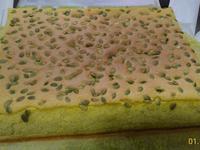 南瓜牛奶枕頭蛋糕🎃🐄🎂