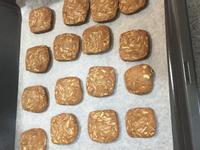 杏仁巧克力餅乾