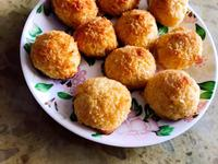 椰子球Coconut Macaroons