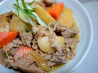 ♫【深夜食堂】馬鈴薯燉肉「肉じゃが」