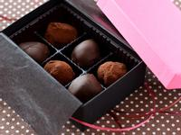 【Tomiz小食堂】莓香松露巧克力