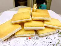 《應景情人節》簡單做白色戀人巧克力餅乾