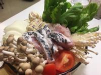 喜富海鮮~龍膽石斑鍋~免高湯