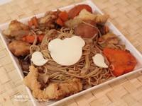 【簡單做菜_親子食堂】香酥雞塊義大利麵