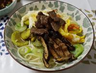 (韓式)宴會麵 잔치국수