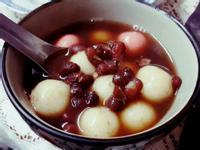 紅豆湯圓(懶人版)