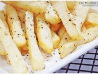 比麥當當的薯條還要好吃的酥脆【烤馬鈴薯】