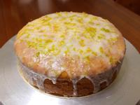 老奶奶檸檬蛋糕(8吋)