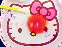 寶寶天然草莓果凍