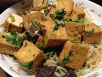 醬燒油豆腐