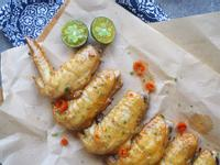 泰式香茅蒜香烤雞翅(影音食譜)