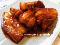 日式東坡肉 甜鹹好滋味