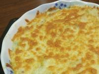 (菜) 焗烤白醬燉菜