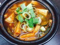 韓式大醬湯 된장찌개