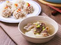 清燉牛肉湯+珍珠丸子(一鍋兩菜)