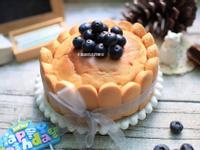 寶寶食譜【蔓越莓優格蛋糕】