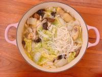 超簡單一鍋到底白菜雞湯煨麵