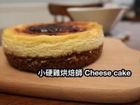 小硬師烘焙魂上身:紐約乳酪起司蛋糕