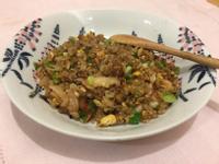 蟹肉XO醬蛋炒飯