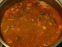 蘑菇蕃茄燉牛肉