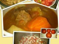 蕃茄燉牛肉@Gloria大學生小廚房