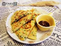 韭菜櫻花蝦煎餅
