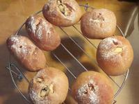 蔓越莓乳酪裸麥麵包