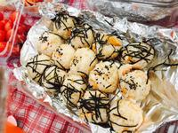 野餐美食~鮭魚小飯糰