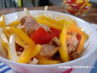 和風洋蔥鱈魚肝。在家也能吃高檔日式料理❤