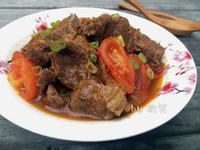 蕃茄滷牛肉