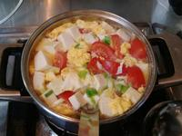 蕃茄豆腐湯