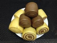 南瓜巧克力饅頭