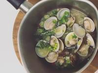 [快手料理]深夜食堂的酒蒸蛤蜊