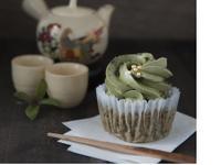 【Tomiz小食堂】栗子芝麻抹茶小蛋糕