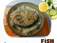 味噌鮭魚🐟佐豆腐🍲