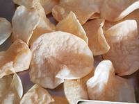 氣炸鍋製作無油洋芋片