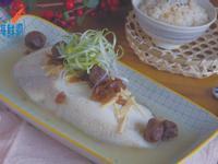 海鮮霸-紫蘇梅蒸鱈魚