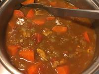 番茄起司咖哩燉肉