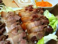 自製鹹豬肉