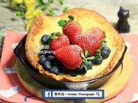 草莓藍莓荷蘭鬆餅(Dutch Baby)