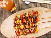 香烤甜椒豬肉串(家香豬xMaggie K