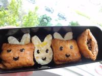 晴天兔消暑豆皮壽司(Lie 兔 Food )